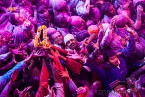 Photo from KUMBH MELA | Copyright Tom Bourdon Photography | Documentary Travel Photography