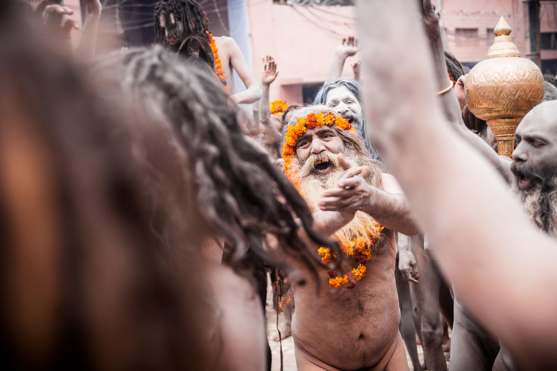 Naked sadhu photos
