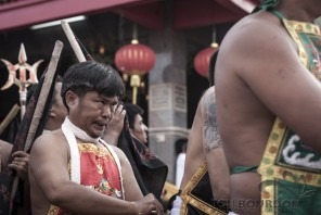 Photo from VEGETARIAN FESTIVAL | Copyright Tom Bourdon Photography | Documentary Travel Photography