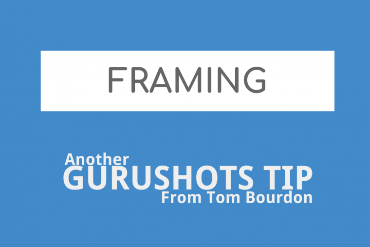 Gurushots Tips – How To Use Framing